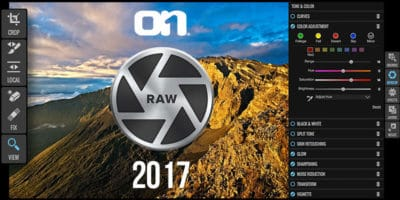 On1 Photo RAW 2017 FREE TRIAL