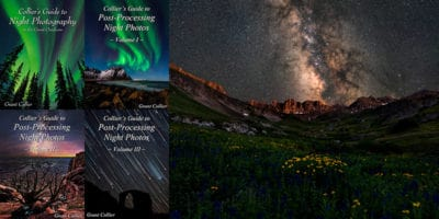 Night Photography eBook & Videos