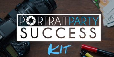 The Portrait Party Success Kit