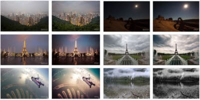 Landscape Photography Lightroom Presets