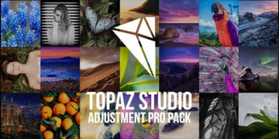 Topaz Studio – Adjustments Pro Pack