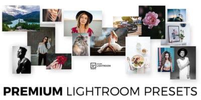 All-In-One Lightroom Presets Bundle