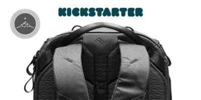 Peak Design – Travel Bag Kickstarter