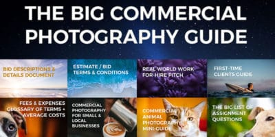 The Big Commercial Photography Bundle
