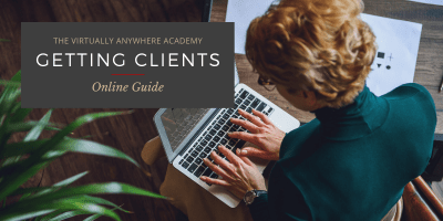 "The ""Getting Clients Guide!"""
