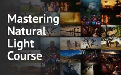 Mastering Natural Light Video Course