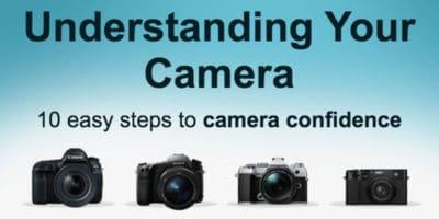 Understanding Your Camera – 30% Off