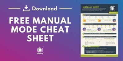Manual Mode Project Cheat Sheet