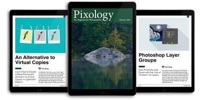 One Free Year of Pixology Magazine